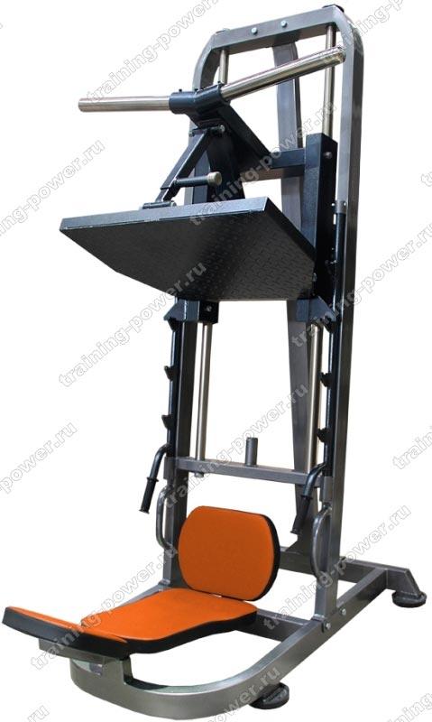 Тренажер жим ногами вертикальный